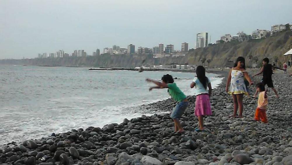 Barranco plage Lima