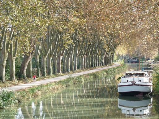 Le Canal du Midi, France