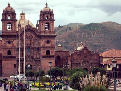 Cuzco au Pérou