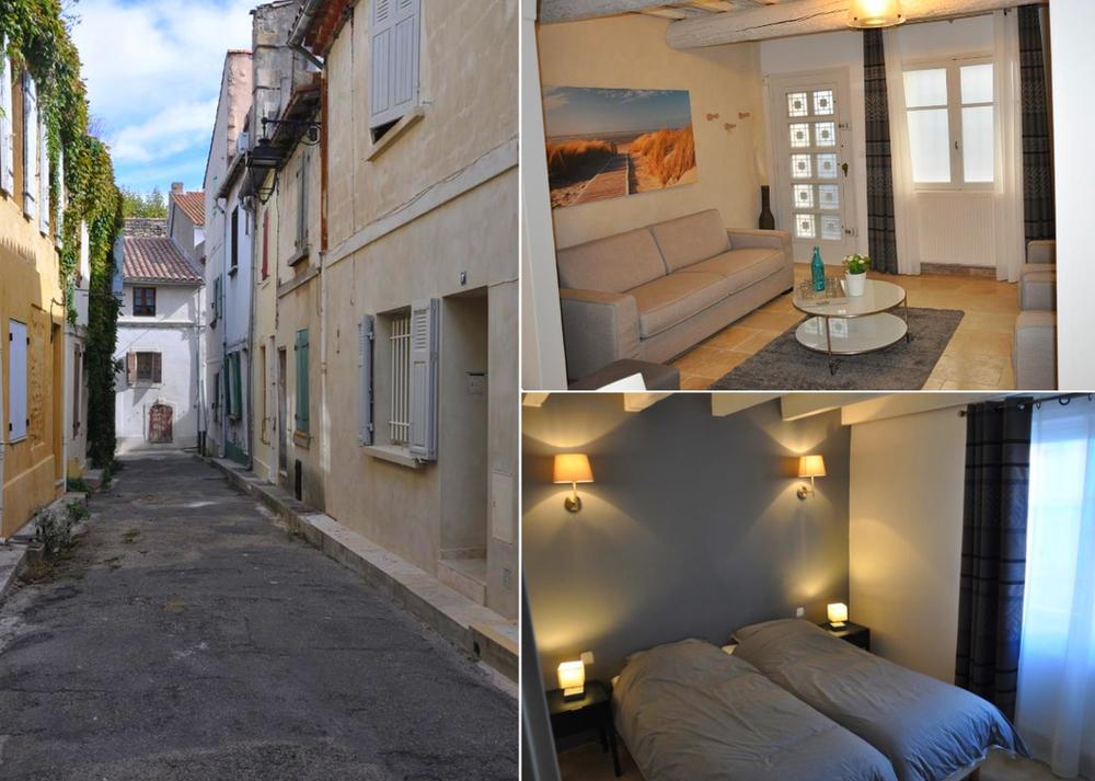 logement pour un Noël à Arles