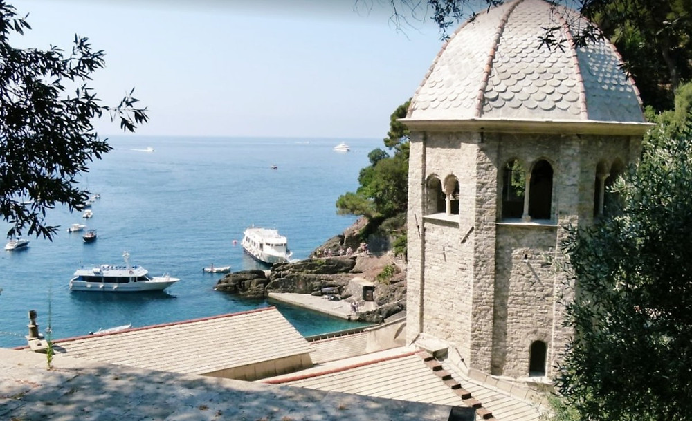 baie de San Fruttuoso di Camogli