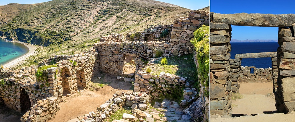 Labyrinthe Chincana Isla del Sol