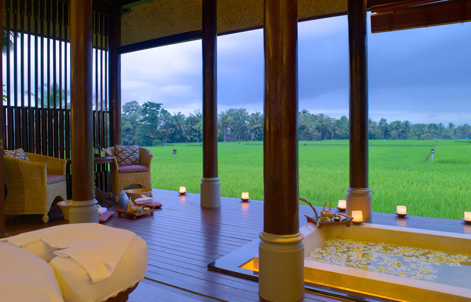 spa du chedi club ubud