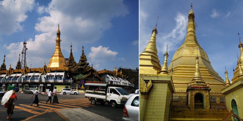 Yangon Pagon Sule