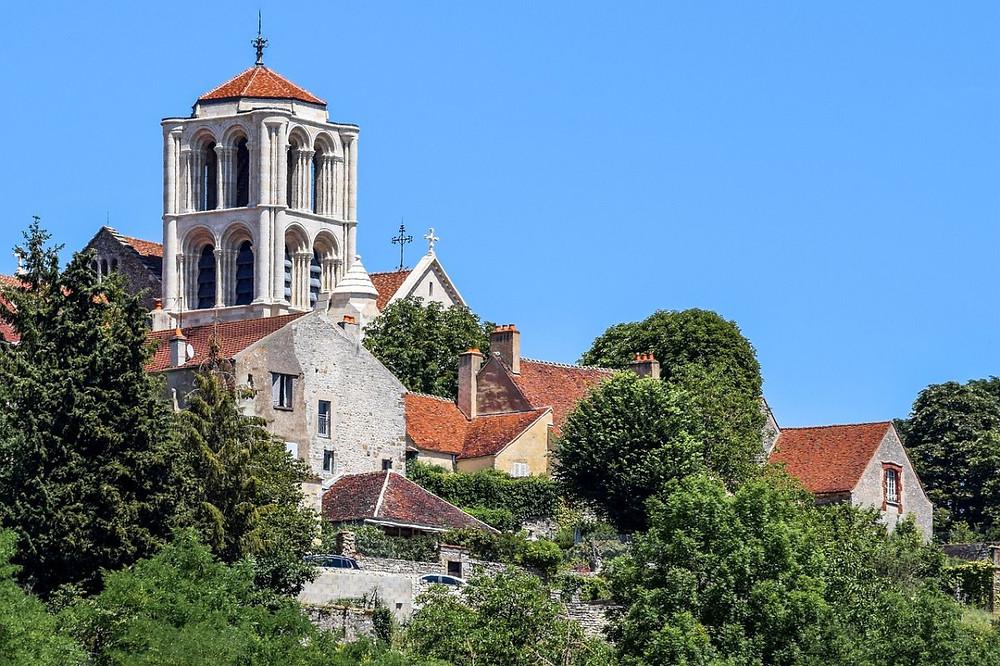 Vezelay cathedrale