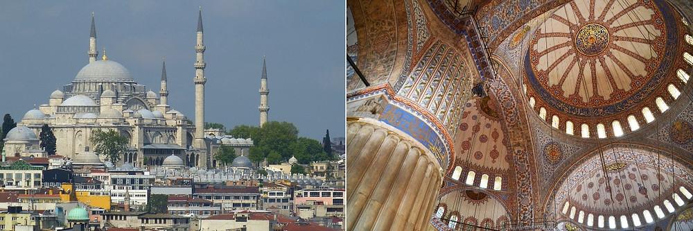 istanbul en 3 jours - mosquées à voir