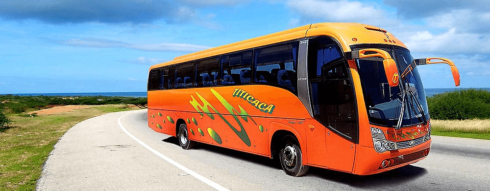 bus pour Uyuni
