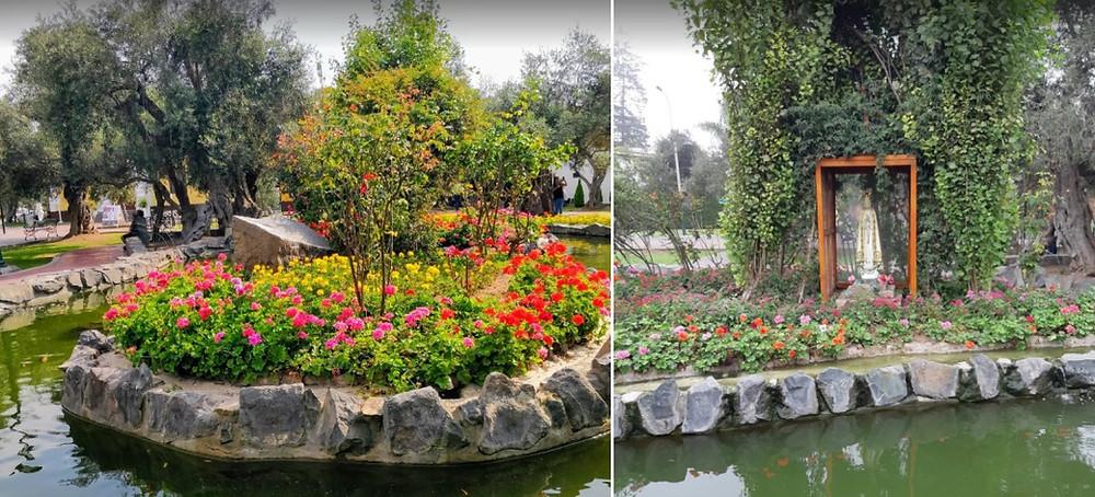 parc El Olivar lima isidro