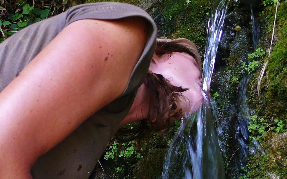 source eau Baliem