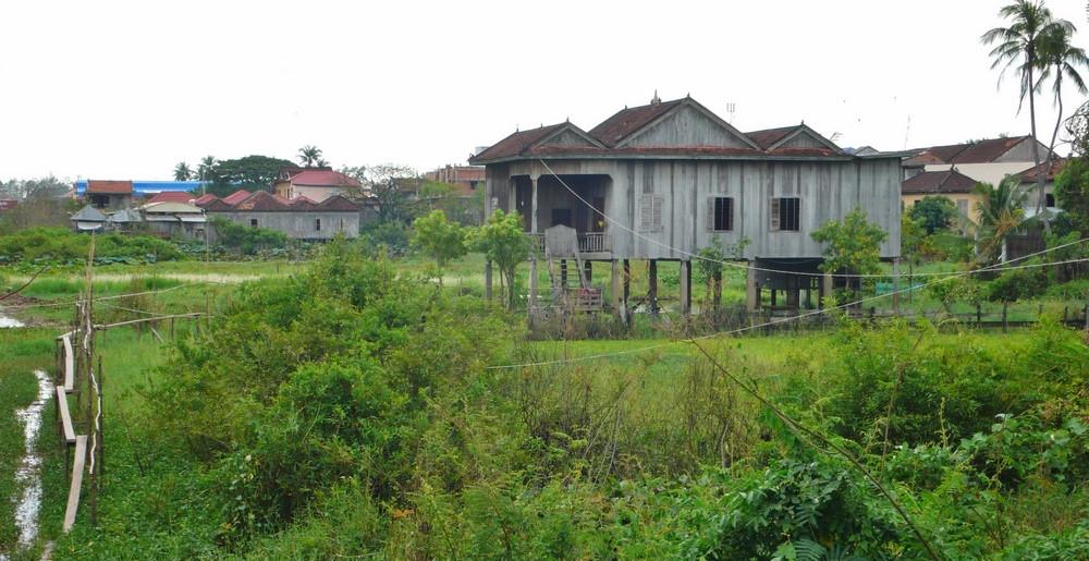 Kratie Cambodge