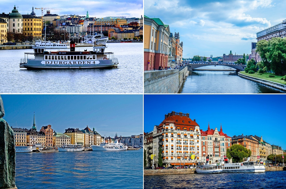 2 jours stockholm