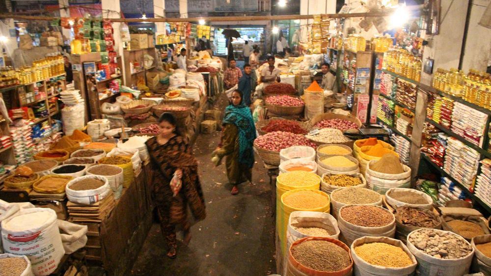 visiter Marché Srimangal Bangladesh