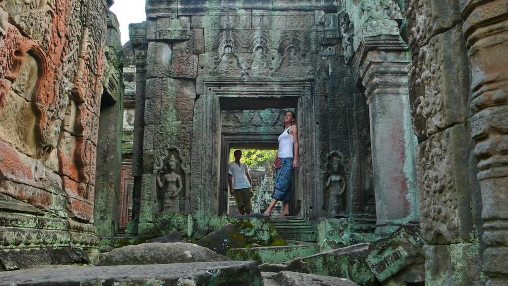 Le Temple Preah Khan