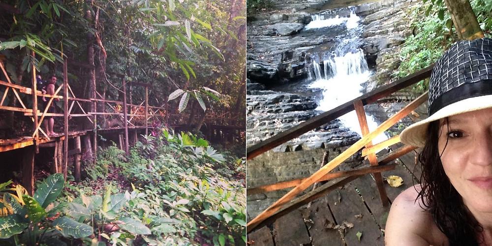 Catarata El Pavón Costa Rica