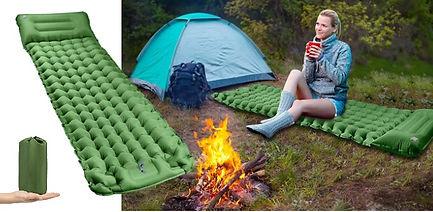 Cadeau matelas de camping
