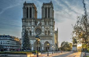 Monument historique France Notre Dame de Paris