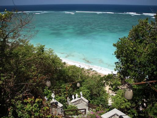 Nusa Dua à Bali, Villas de luxe et plages paradisiaques