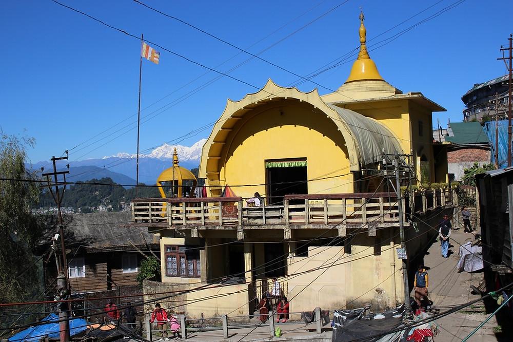 hôtel à Darjeeling