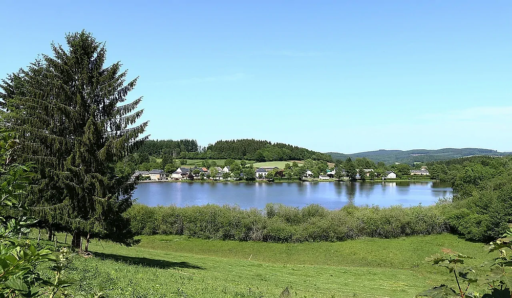 lac des Settons