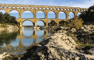 Pont du Gard Patrimoine de France