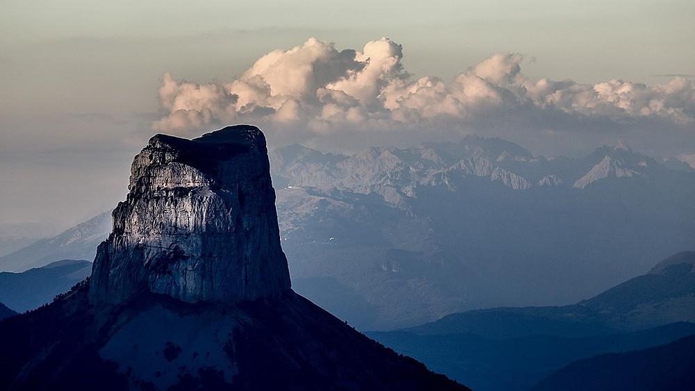 Mont aiguille alpinisme