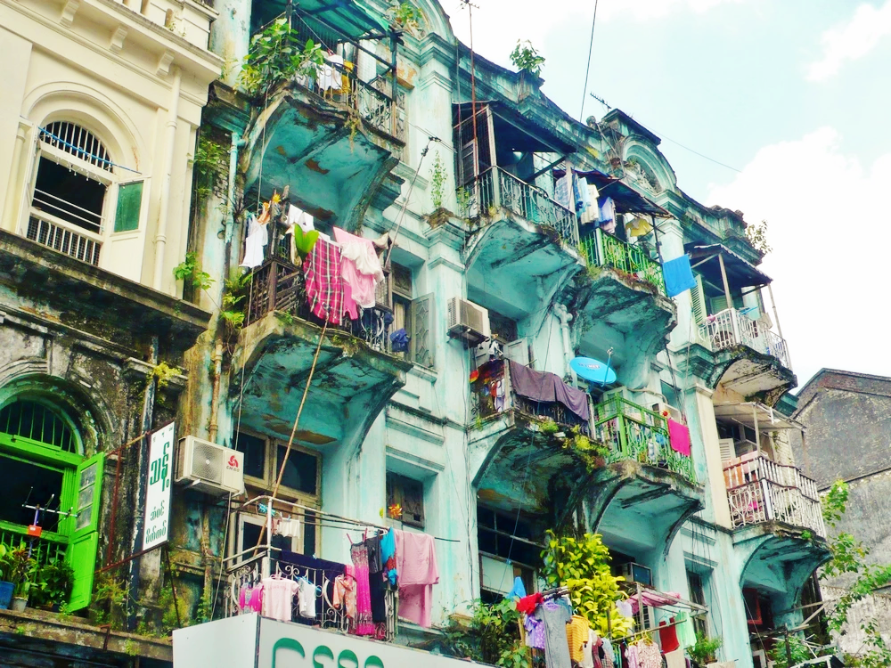 Visiter Rangon Myanmar