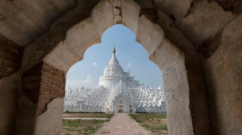 Mandalay Hsinbyume Pagoda