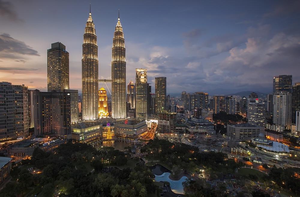 2 jours Kuala Lumpur