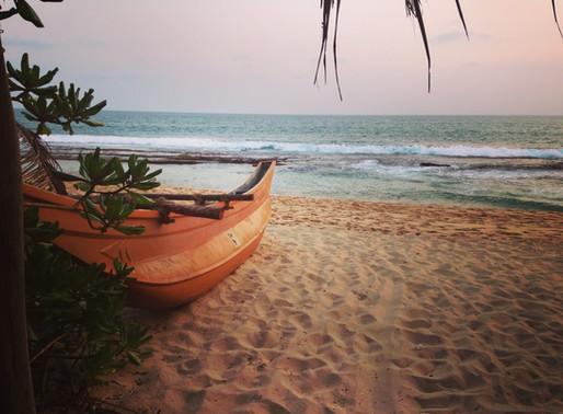 Tangalle et ses plages désertes, Sri Lanka