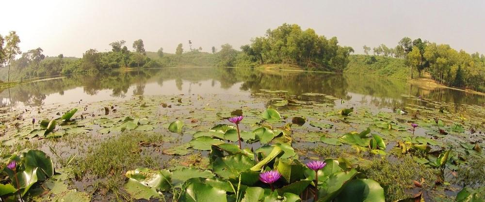 Lac Madhabpur sreemangal bangladesh