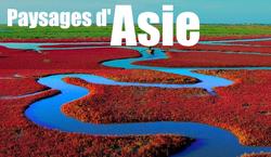 PAYSAGES ASIE
