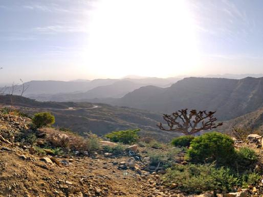Mekele, capitale du Tigré en Ethiopie