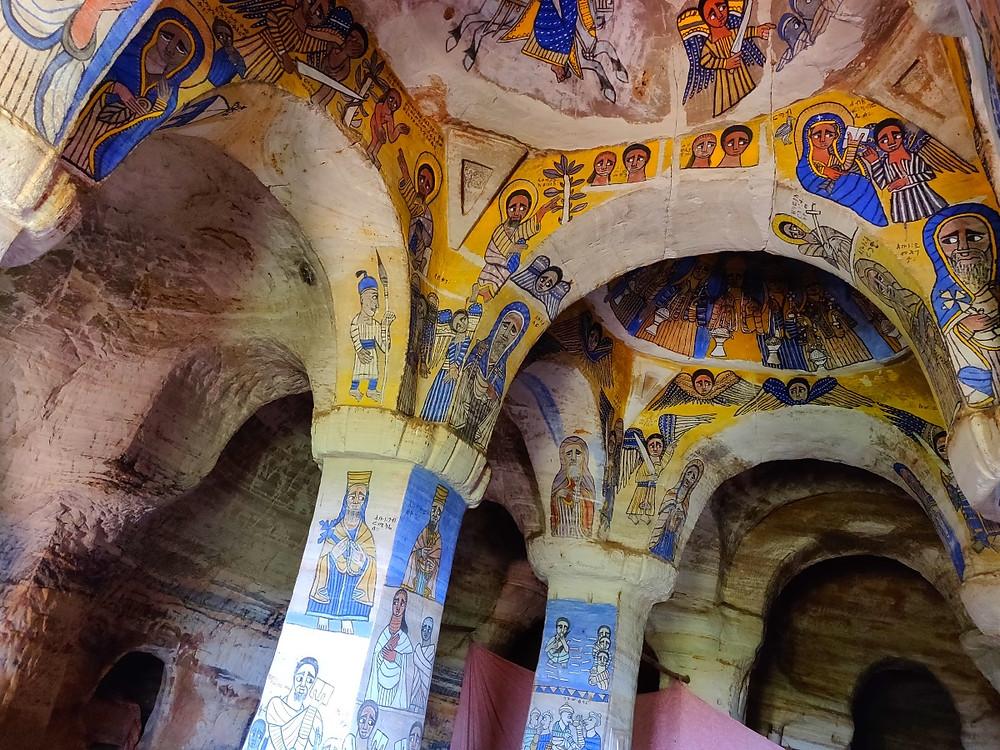 église Abuna Gebre Mikael