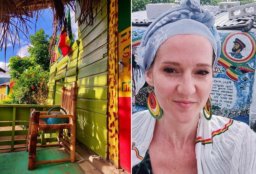 Visite village rasta jamaique