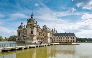 Domaine de Chantilly Monument historique France