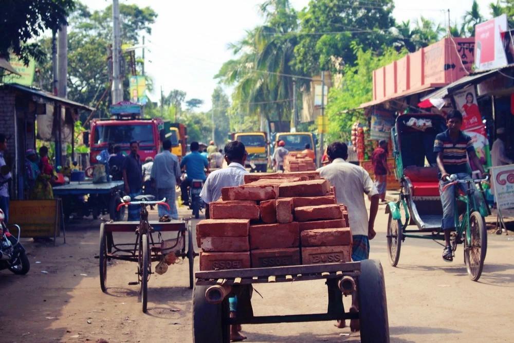 tourisme Mongla Bangladesh