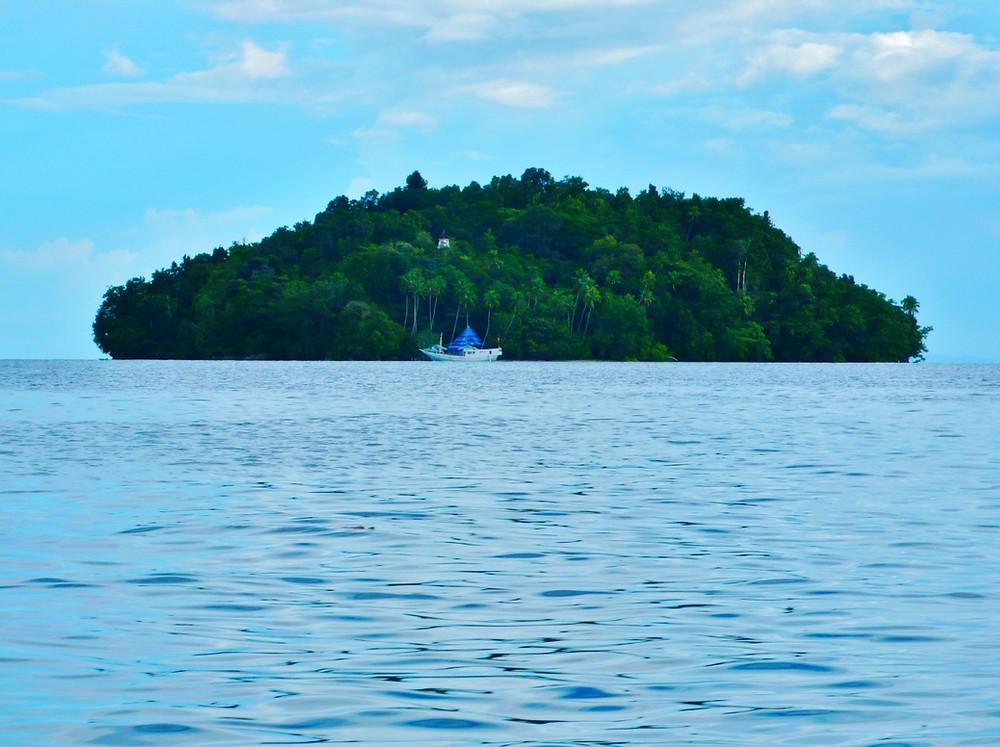 Se rendre aux îles Raja Ampat par Sorong