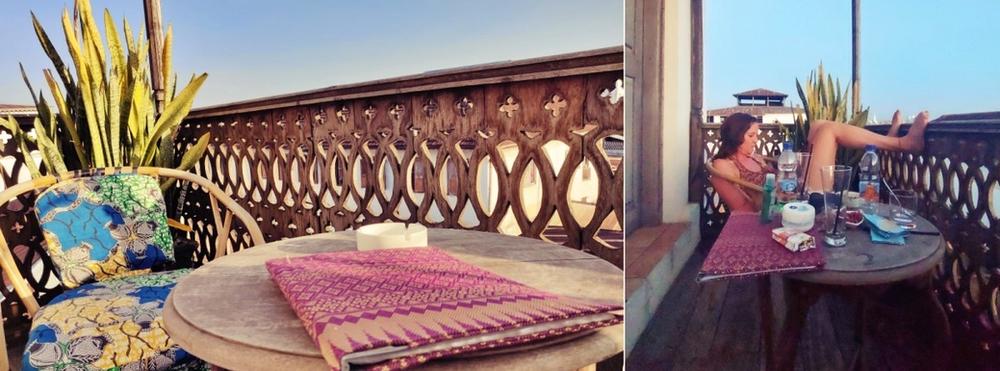 terrasse zanzibar palace hotel