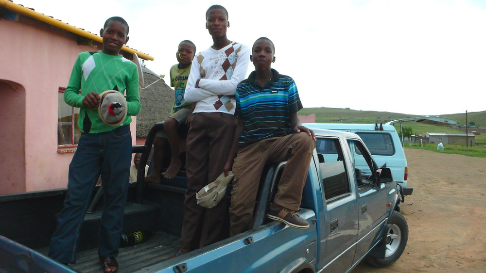 roosboom afrique du sud kwazulu natal