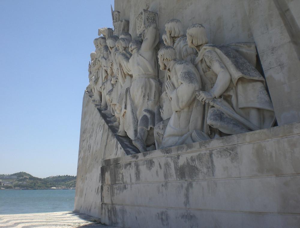 La tour de Belem et la balade sur les bords du Tage