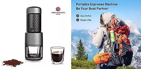 Machine à café de voyage