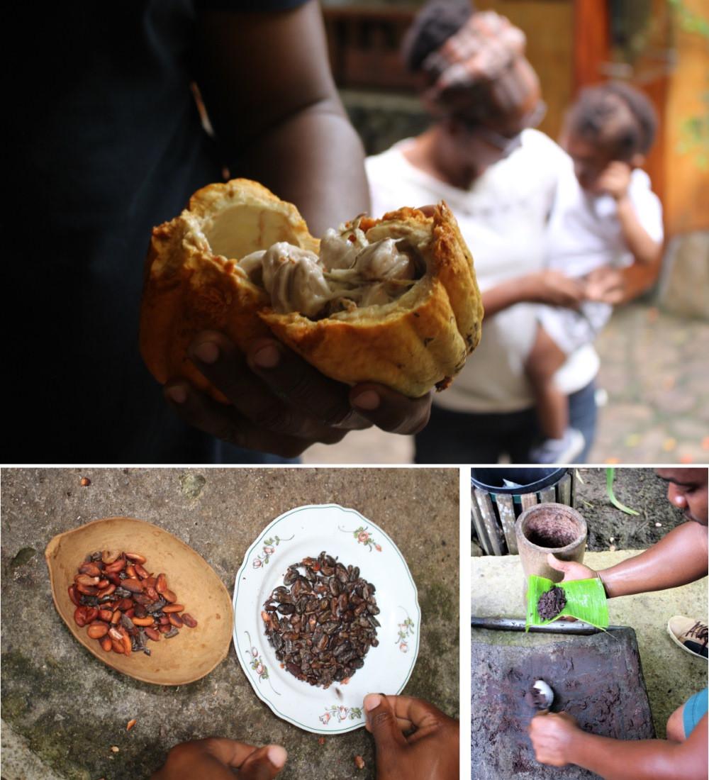 atelier musée du chocolat guadeloupe basse-terre