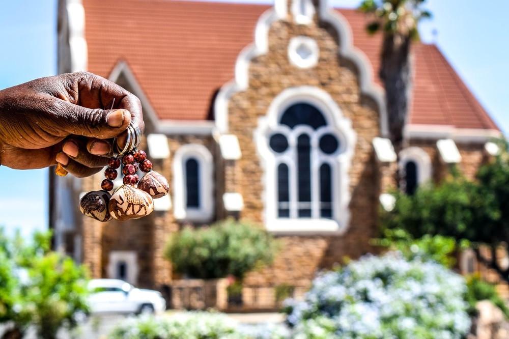 Vendeur rue windhoek