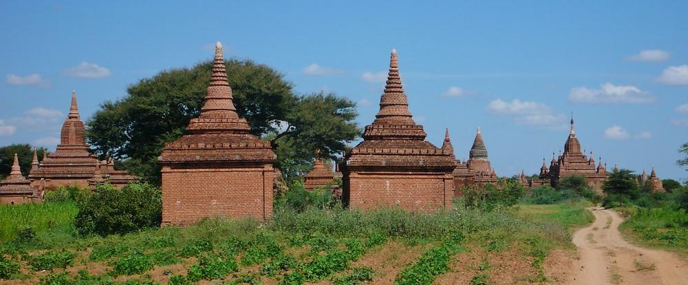 Bagan voyage Myanmar