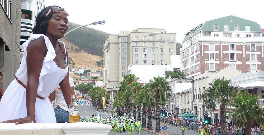 jour de l'an à capetown Minstrel coon carnival Kaapse klopse