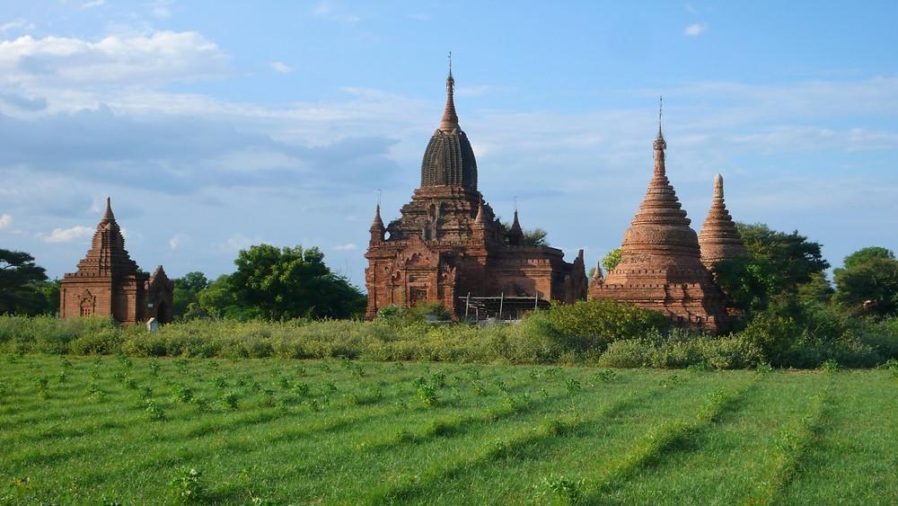 bagan myanmar que visiter