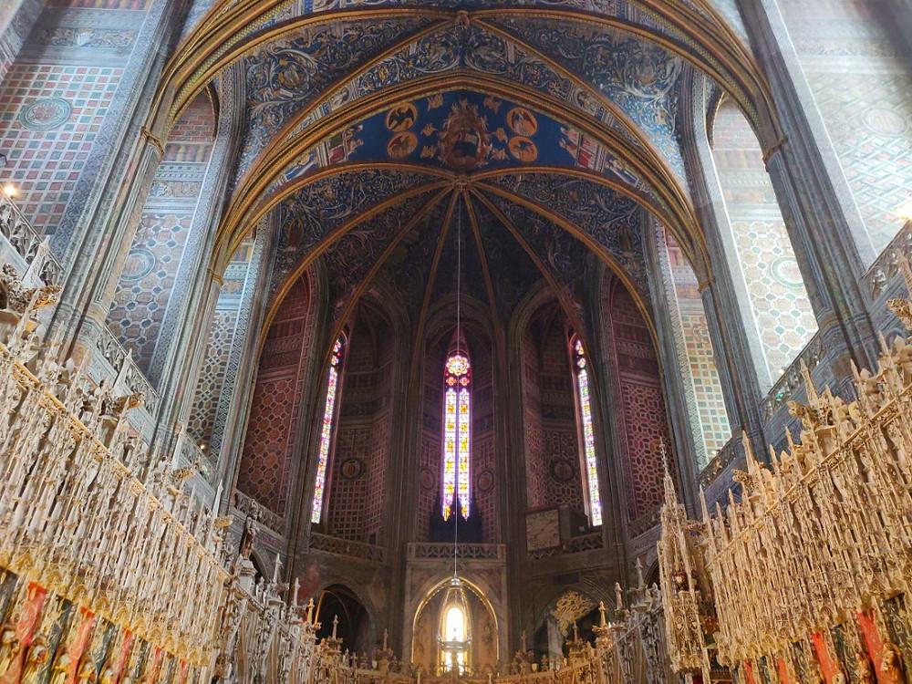 Cathédrale Albi visite