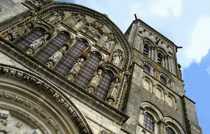Basilique de Vézelay Monument historique France