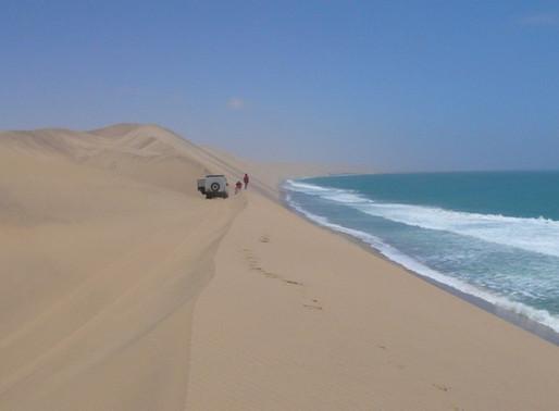 Swakopmund, Walvis Bay & Sandwich Harbour en Namibie