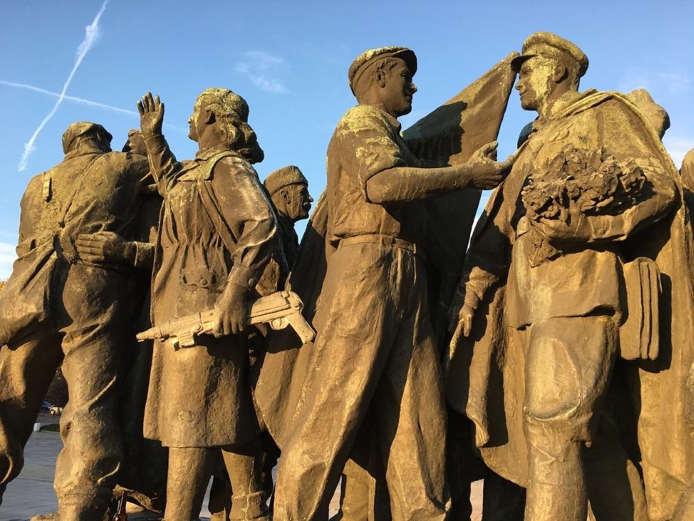 que faire à sofia monument aux soldats
